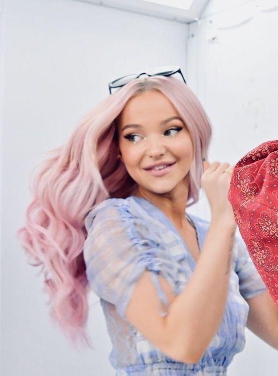 Dove Cameron Dove Cameron Dove Cameron Style Pink Hair