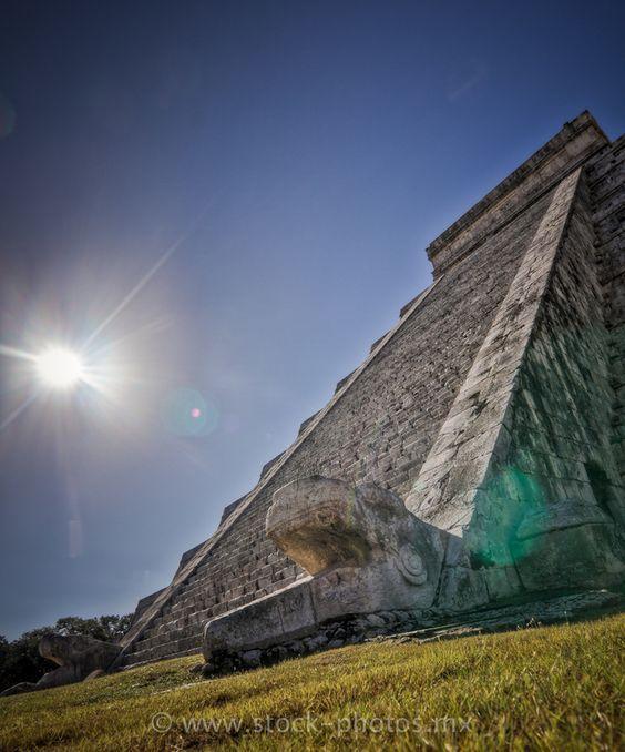 Best Places In Mexico To See Ruins: Zona Arqueológica De Chichén Itzá