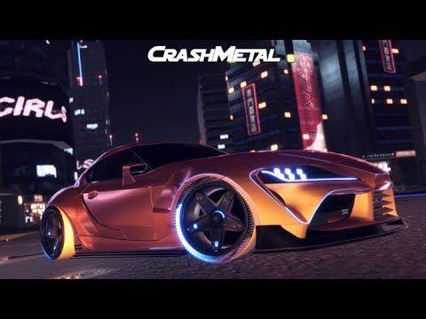 Crash Metal Balapan Serta Menjelajahi Kota Malam Di 2021 Mobil Malam Beranda