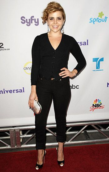 Mae Whitman. She is made of awesome.