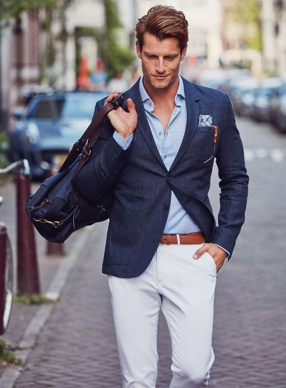 33 Stylish Business Outfit Ideas For Men