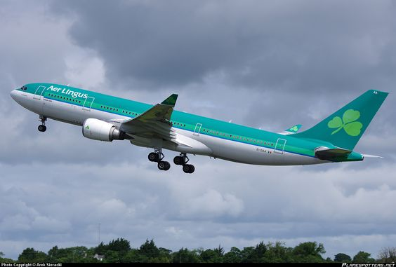 Irish airline Aer Lingus has launched a new daily service from Dublin to Newark Liberty International Airport in New Jersey.  The new year-r...