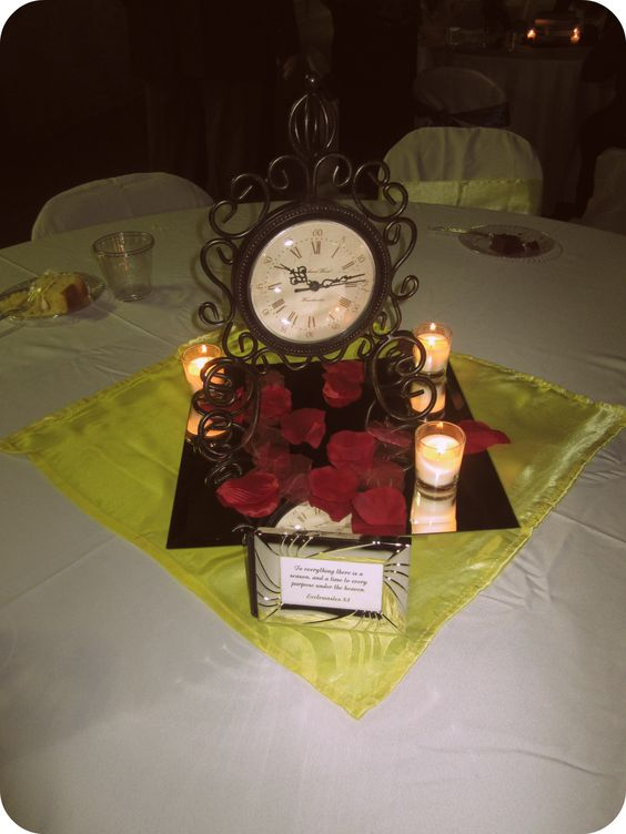 One of the centerpieces at stephanie 39 s beauty and the for Beauty and beast table decorations