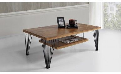 274 Orta Sehpa Holztisch 274 Orta Sehpa Wood Table Design Coffee Table Metal Furniture