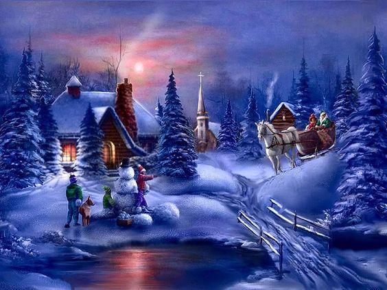 500 Internal Server Error Animated Christmas Christmas Desktop Christmas Scenes