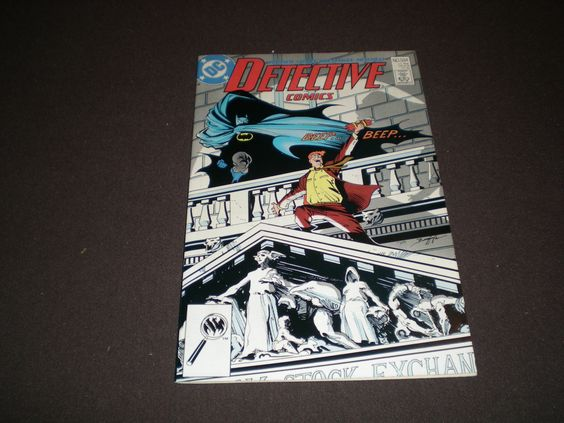 Detective Comics 594, (1988), DC Comics by HeroesRealm on Etsy