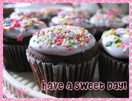 gif, have a sweet day