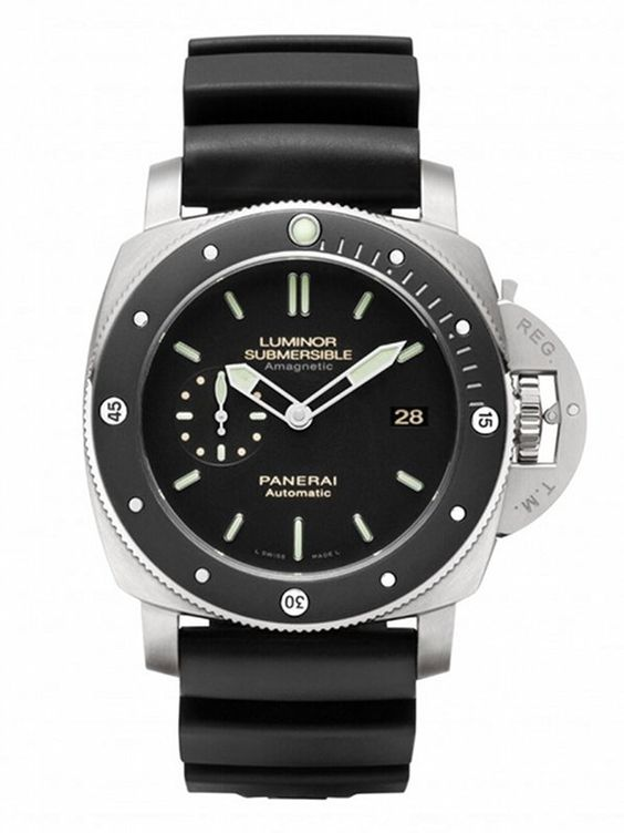 New #Panerai  PAM 389 Luminor Submersible 1940 Amagnetic 3 Days Automatic Titanio a #SIHH2013 preview