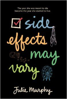 Picture of Side Effects May Vary Book Cover