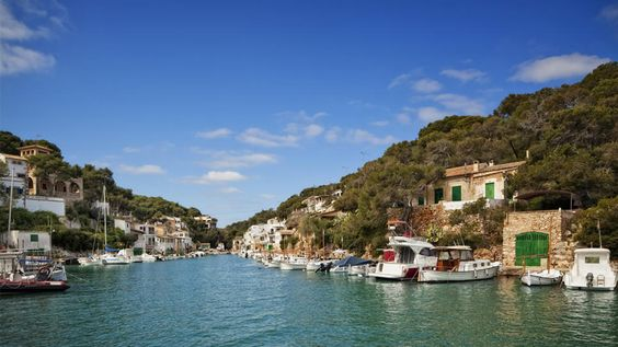 Majorca, Spain: Figuera Spain, Spain Travelchannel, Beautiful Places, Majorca Spain, Addicted To Travel, Holiday Destinations, Visit Cala