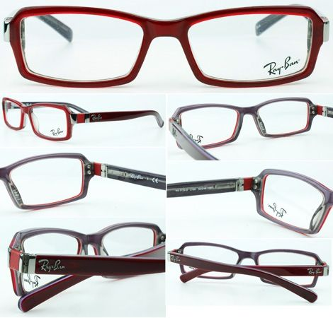 Just found this 2010 burgundy Ray-Ban optical frame in a store. Gonna take it home soon. I <3 burgundy color.