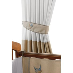 Curtains Ideas 54 inch curtains : Buy Disney Dearest Bambi Curtains with Tie Backs - 66 x 54 Inch at ...