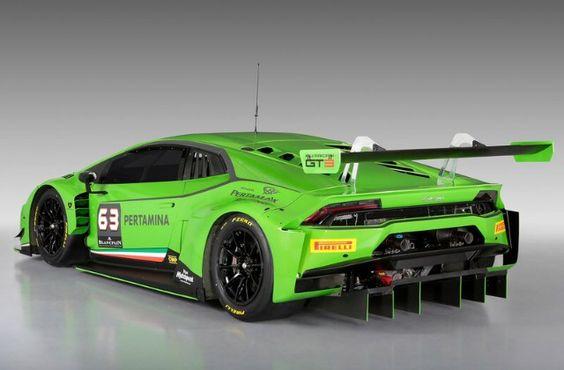 2015 Lamborghini Huracan GT3
