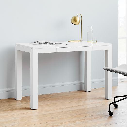 Fulton Desk In 2020 Cheap Office Furniture Furniture White Furniture Living Room