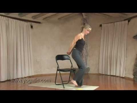 Gentle chair yoga routine for seniors yoga chair yoga for Chair yoga seniors