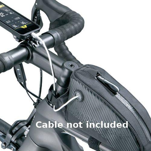 Topeak Fast Fuel Bike Tri Bag Medium or Large Frame Mount