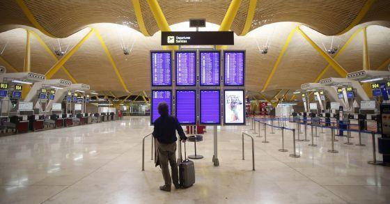 Aeroporto Madrilenho muda de nome