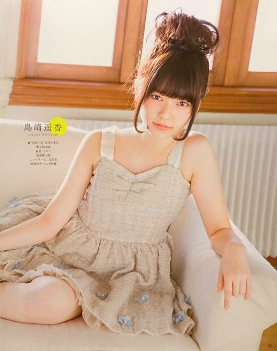 Shimazaki Haruka - Wiki48