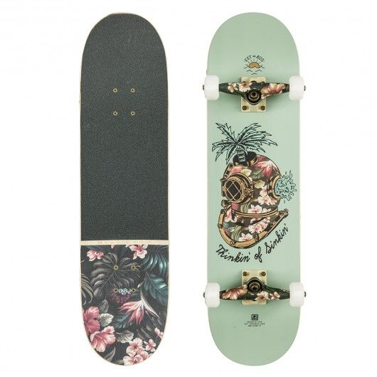 GLOBE Est At Sea Diver pack skateboard complet 8.25 pouces 89,00 € #skate #skateboard #skateboarding #streetshop #skateshop @playskateshop