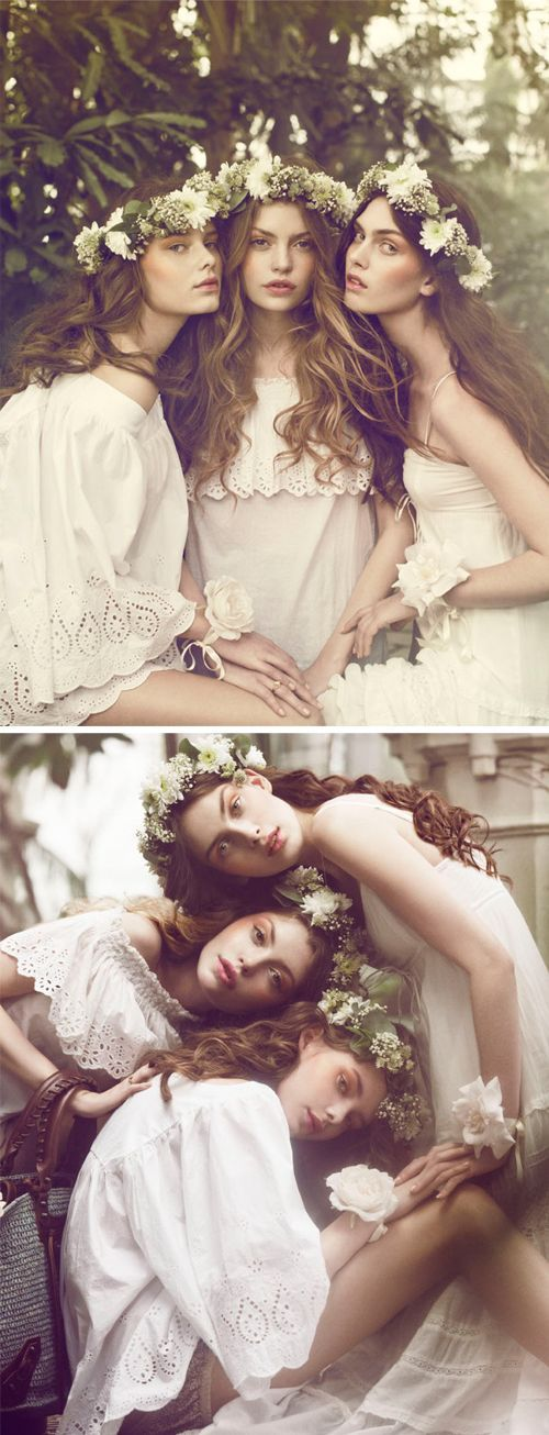 I am going to have me and my #girls photographed like this…