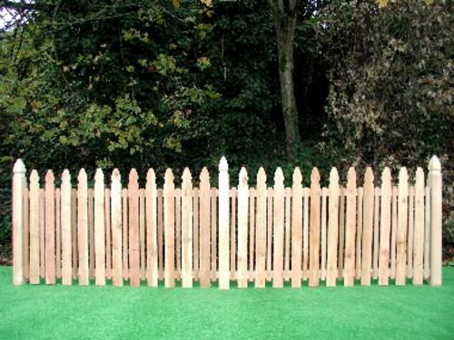 Wood Fencing: Wood Fencing Menards