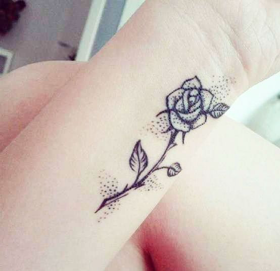 17 Meaningful Small Wrist Tattoos For Women In 2020 Wrist Tattoos For Women Tattoos For Women Meaningful Wrist Tattoos