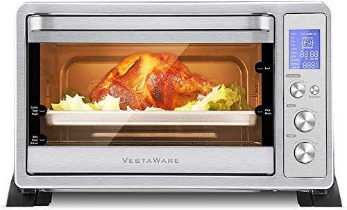 Best Seller Vestaware Convection Toaster Oven 27qt Smart