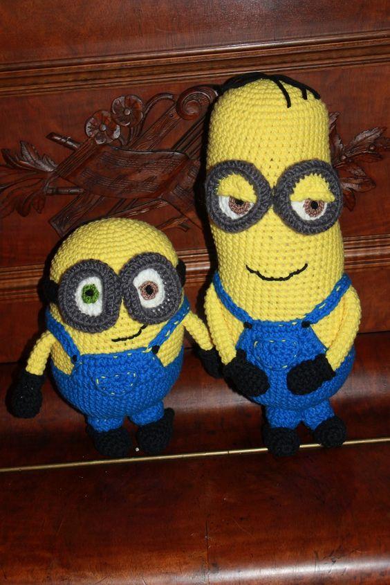 zwei Minions sind wieder geboren <3