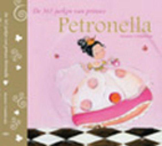 De koning en de koningin hadden maar één dochtertje. Dat was prinses Petronella. Lief was ze wel, deze kleine prinses. Ze had grappige krullen en grote donkere ogen. Beetje verwend was ze ook. Elke dag wilde ze een andere jurk aantrekken. Hoe dat kwam wist men niet. Niemand kon het uit haar koppige hoofdje praten dat zoiets echt niet kon...