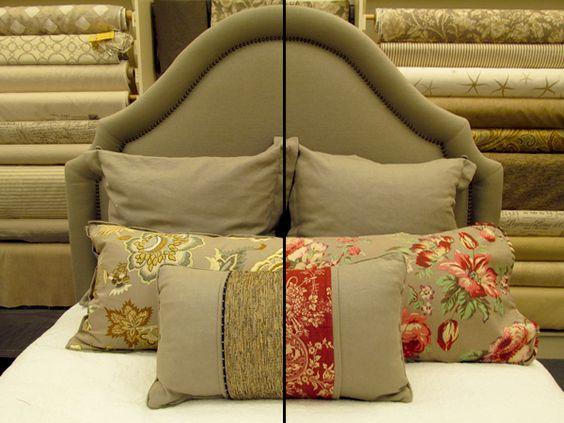 chameleon-style-bedding. With the Chameleon design formula just a few simple change drastically change you bedroom decor.  http://www.chameleonstyle.com/