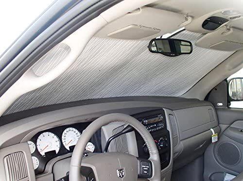 Amazon Com Heatshield The Original Windshield Sun Shade Custom Fit For Dodge Ram 1500 Truck Standard Cab 200 Windshield Sun Shade Dodge Ram Dodge Ram 2500