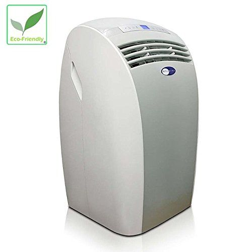 13000 Btu Portable Air Conditioner With Remote Click On The Image For Additional Details Portable Air Conditioner Dehumidifiers Air Conditioner Maintenance