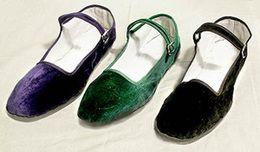 Velvet Mary Jane Shoe $12
