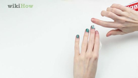 Video How To Bleach Your Hair With Hydrogen Peroxide Wikihow Nail Polish Remover Nail Polish Castor Oil For Hair