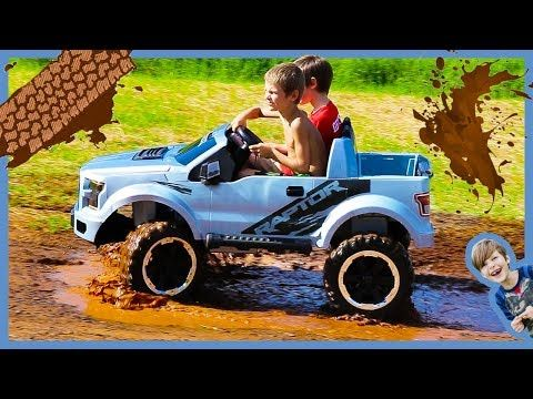 Unboxing Ride On Cars For Kids Power Wheels Ford F150 Raptor