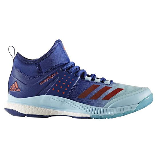 Adidas Women's Crazyflight X Mid Volleyball Shoes | Volleyball ...