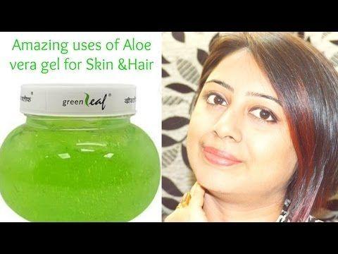 Best Uses Of Aloe Vera Gel For Skin And Hair Hindi