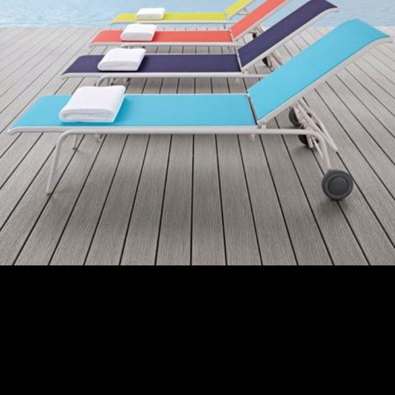 For our future poolside area
