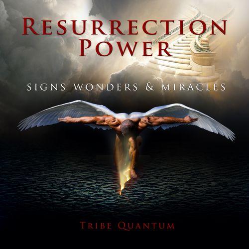Resurrection Power Cover .jpg | Prophetic art, Resurrection, Healing rain