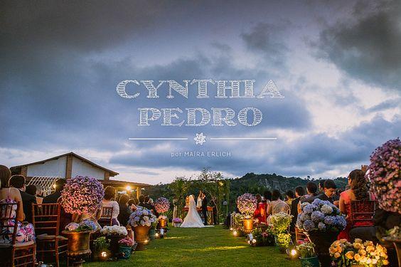 casório: cynthia   pedro | serra negra, pe