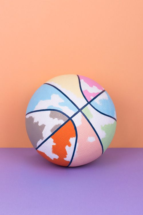 Mybelobru Fond D Ecran Telephone Fond D Ecran Colore Ballons De Basket