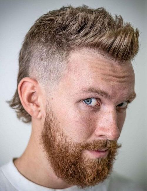 30 Cool Mullet Hairstyles Modern Short Long Mullet Haircuts 2020 In 2020 Mullet Haircut Mullet Hairstyle Modern Mullet