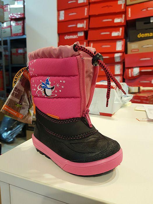 Sniegowce Dzieciece Buty Zimowe Ocieplane Welna Demar Kenny B 30 35 Boots Winter Boot Shoes