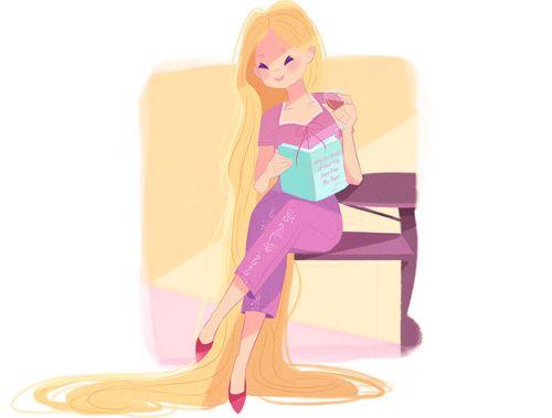 ithelpstodream | Se Princesas da Disney eram mães: