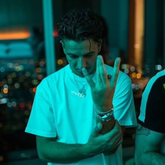Ufo361 In 2020 Deutsch Rap Nimo Rapper Rap