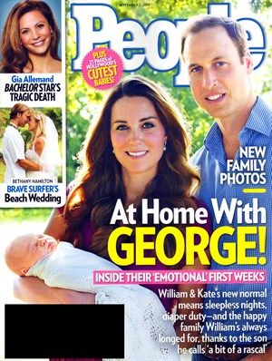 People Magazine | 9/2/2013 Cover