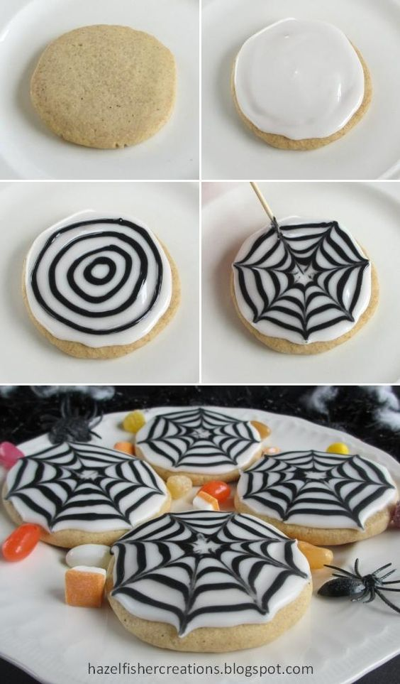 40 Spooky Halloween Dessert Ideas for Halloween Party