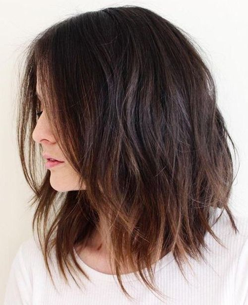 Hot Medium Hairstyles 2019 For Ever Best Look Full Dose Medium Hair Styles Bob Hairstyles Hair Styles