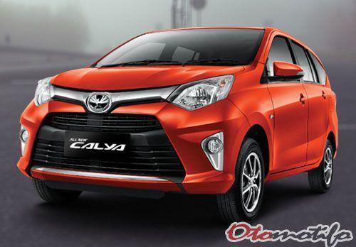 Harga Toyota Calya 2020 Spesifikasi Matic Dan Manual Toyota
