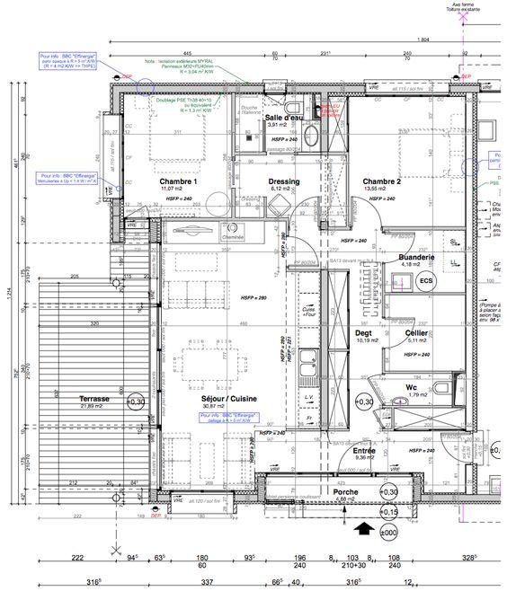 R habilitation d 39 usine en habitation plans d 39 ex cution for Plan habitation
